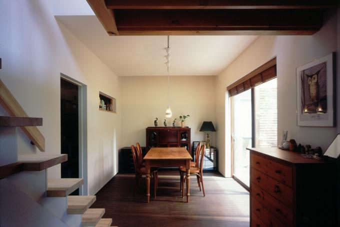 光と風が行きわたるコンパクトなエコハウス 桂台O邸の写真5