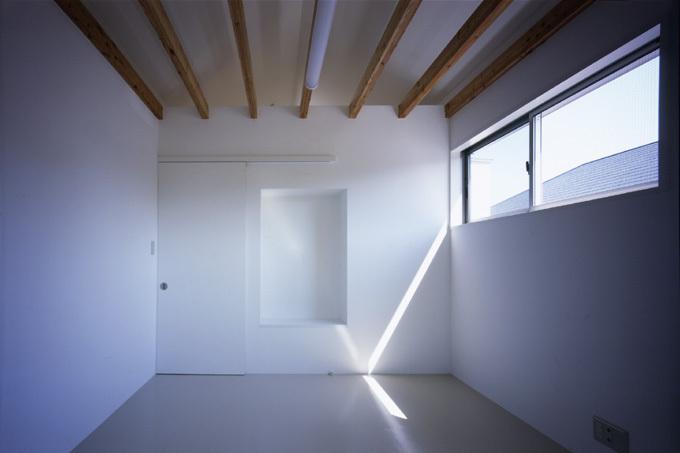 光と風が行きわたるコンパクトなエコハウス 桂台O邸の写真6