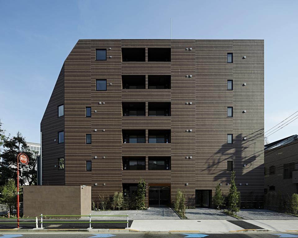 三田台の集合住宅の写真0