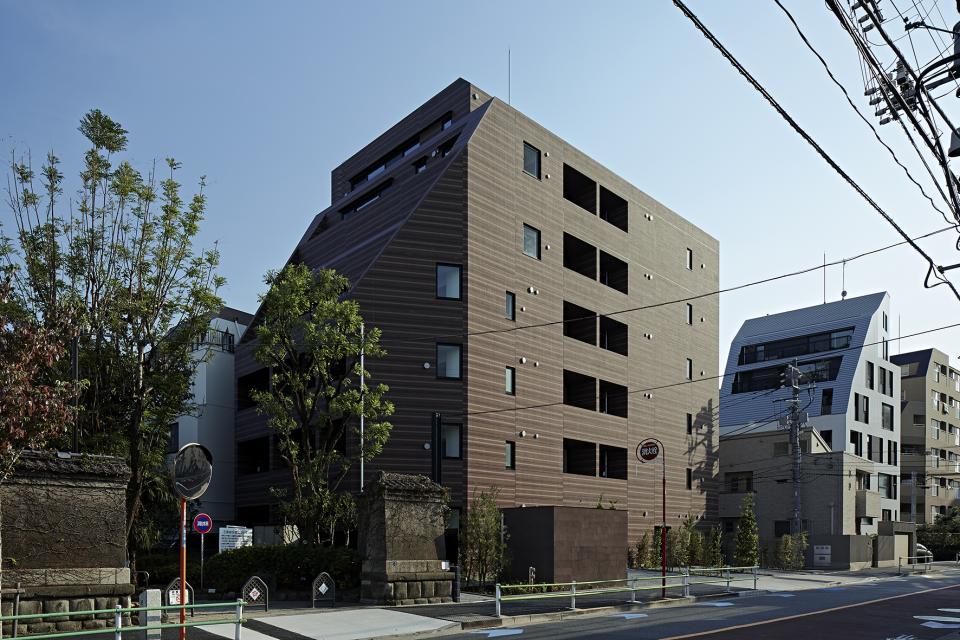 三田台の集合住宅の写真1