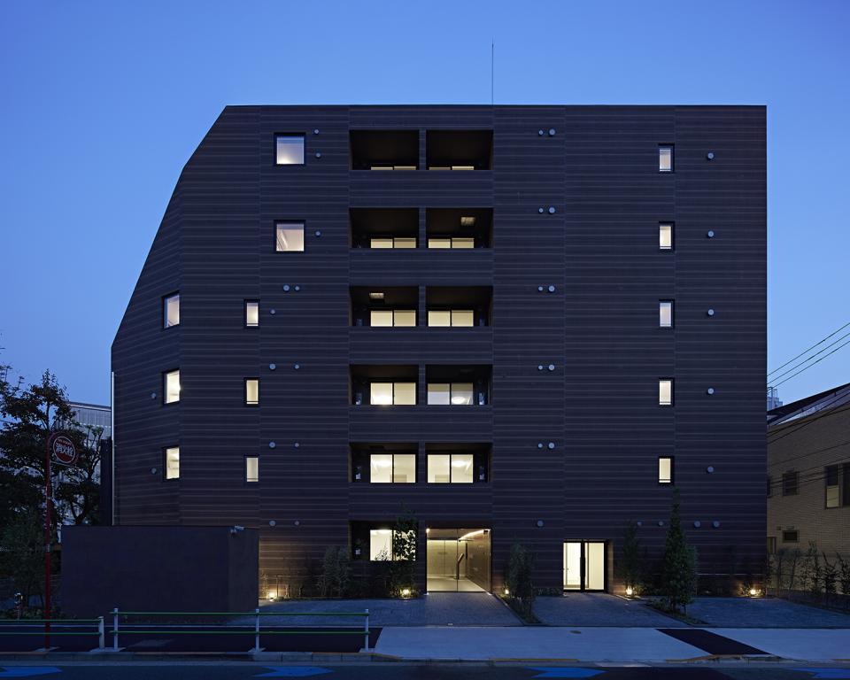 三田台の集合住宅の写真2