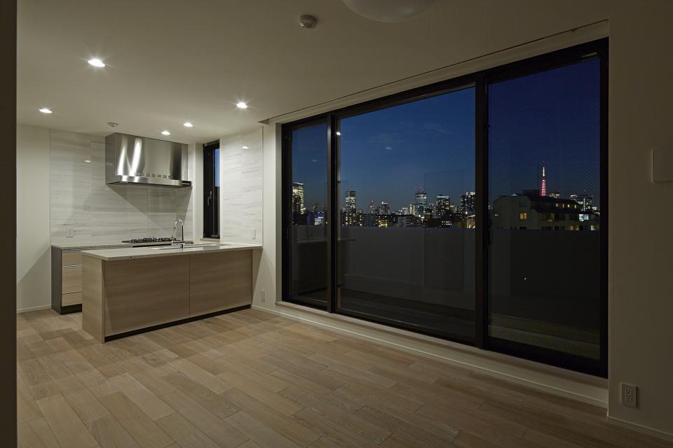 三田台の集合住宅の写真4