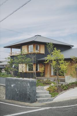 京ケ峰の家〜深い軒に守られた趣のある家〜の写真19
