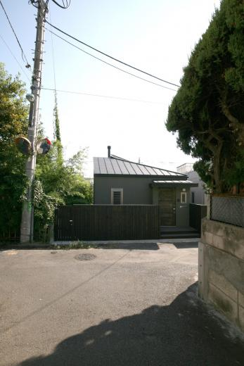 森を見る家の写真13