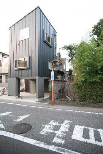森を見る家の写真6