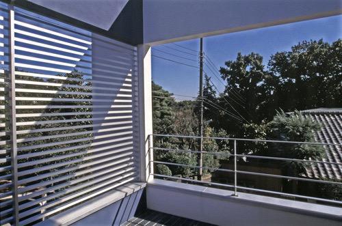 借景を取り込む家の写真9