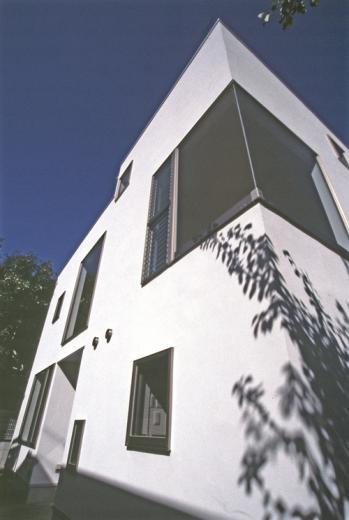借景を取り込む家の写真11