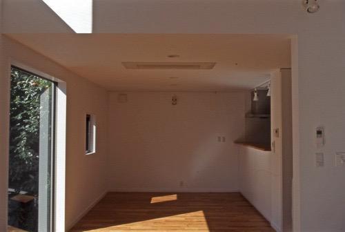 借景を取り込む家の写真1