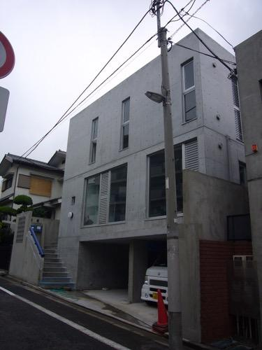 ギャラリーのある二世帯住宅の写真0