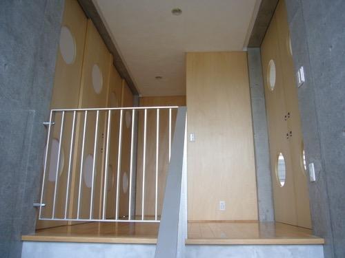 ギャラリーのある二世帯住宅の写真12