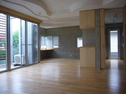 ギャラリーのある二世帯住宅の写真15