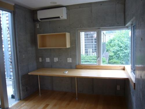 ギャラリーのある二世帯住宅の写真19