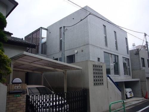 ギャラリーのある二世帯住宅の写真21