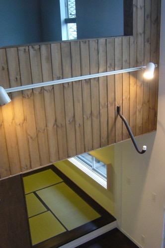 木造三階建て二世帯住宅の写真11