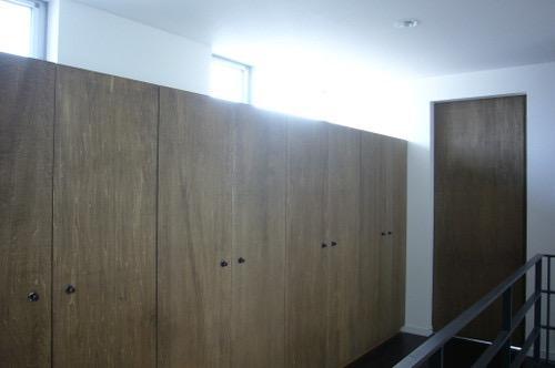 木造三階建て二世帯住宅の写真12