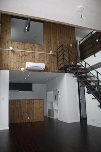 木造三階建て二世帯住宅の写真16