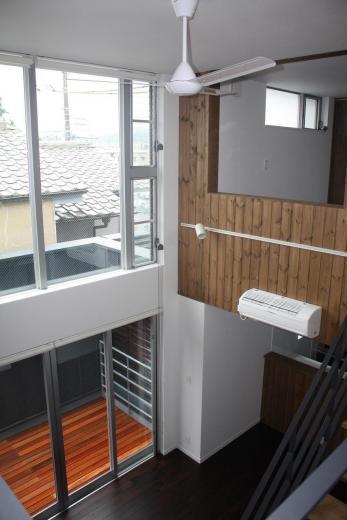 木造三階建て二世帯住宅の写真3