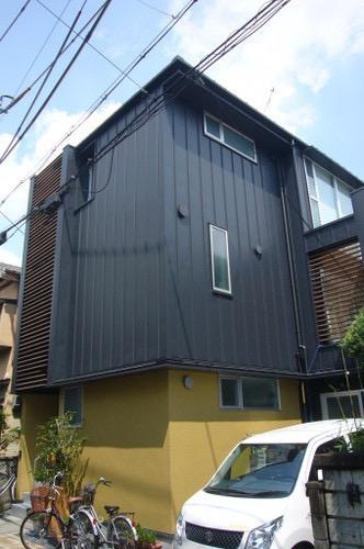 木造三階建て二世帯住宅の写真5