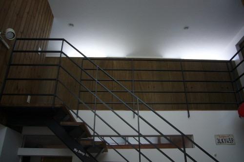 木造三階建て二世帯住宅の写真8