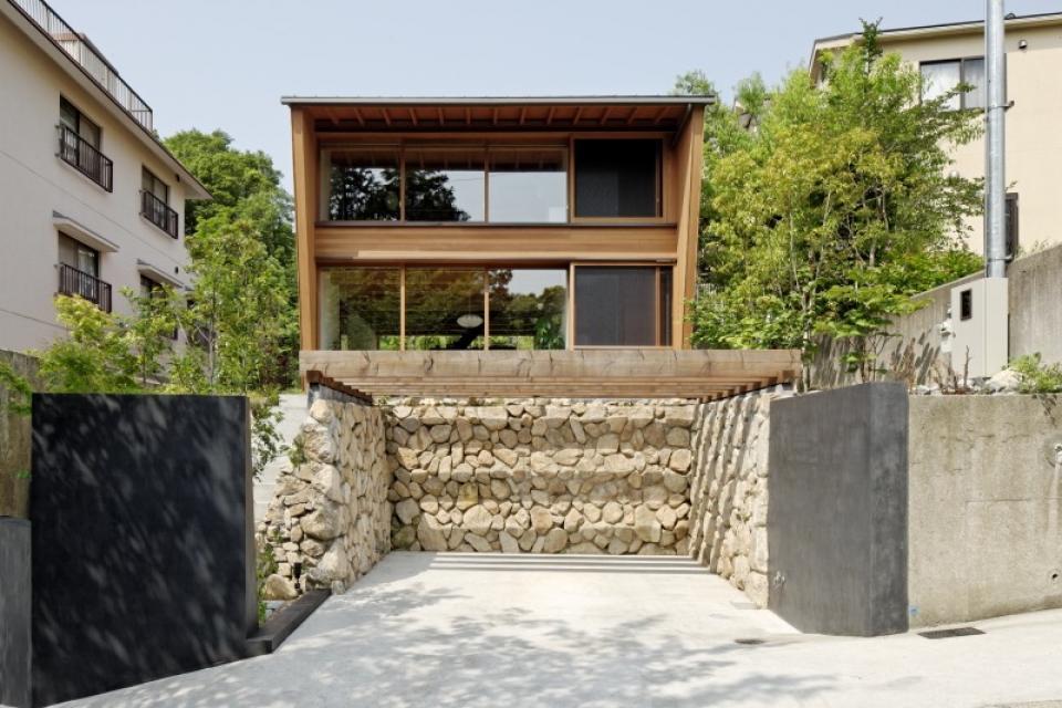 住吉山手の家の写真1