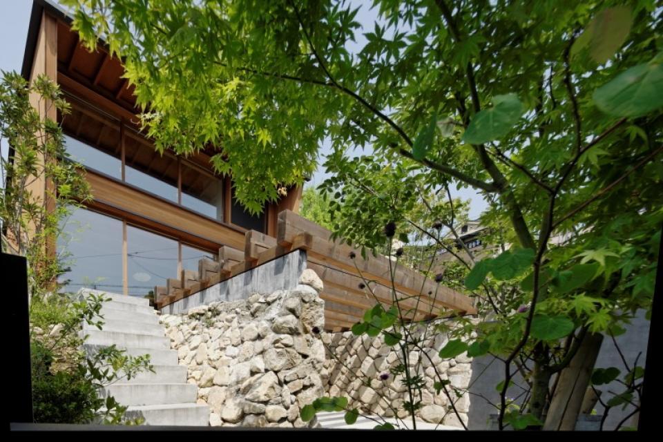 住吉山手の家の写真2