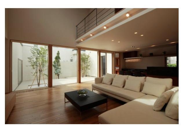 理想の家の写真4