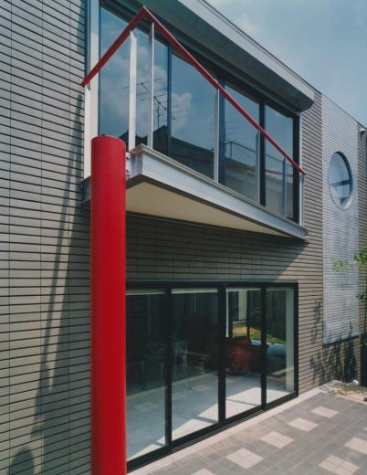 所沢のポルシェオーナーのガレージハウス-ODYSEY-の写真11