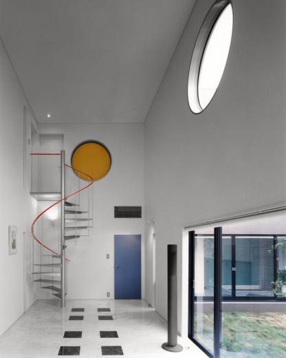 所沢のポルシェオーナーのガレージハウス-ODYSEY-の写真1