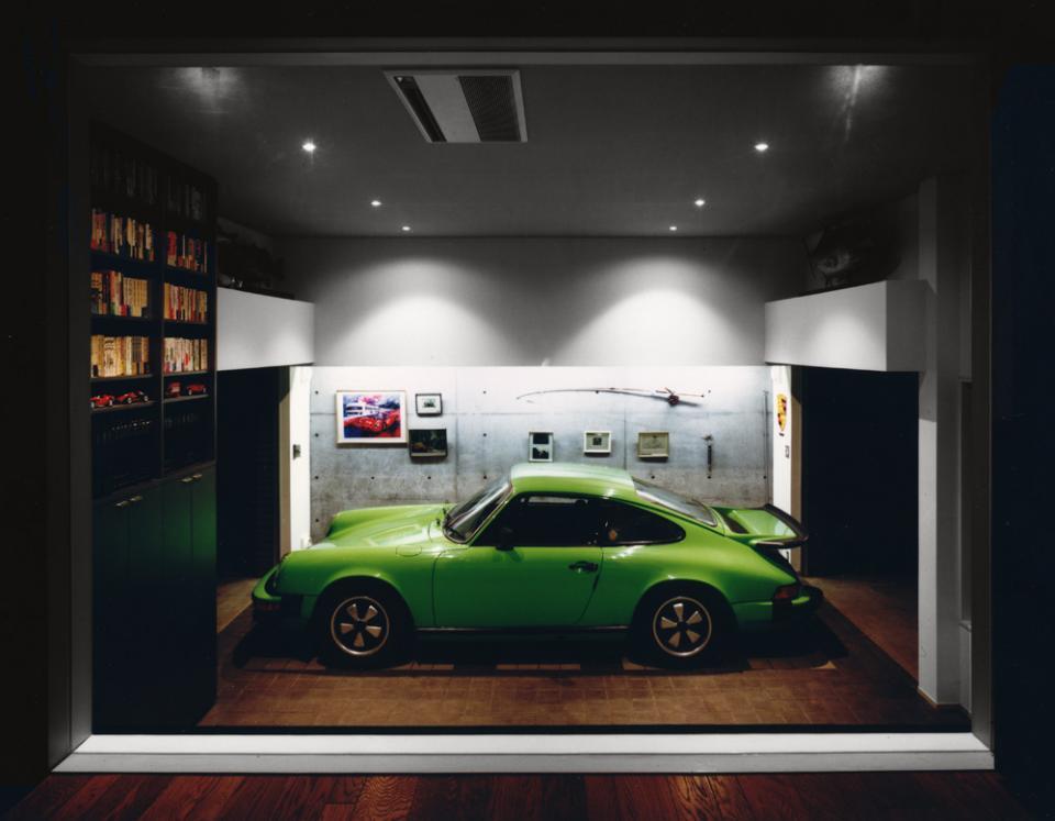 所沢のポルシェオーナーのガレージハウス-ODYSEY-の写真6