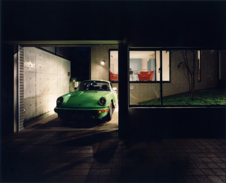 所沢のポルシェオーナーのガレージハウス-ODYSEY-の写真7