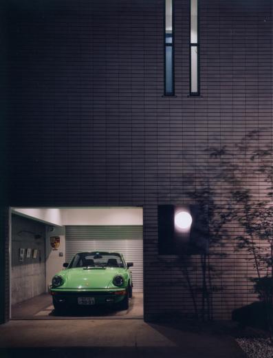 所沢のポルシェオーナーのガレージハウス-ODYSEY-の写真8