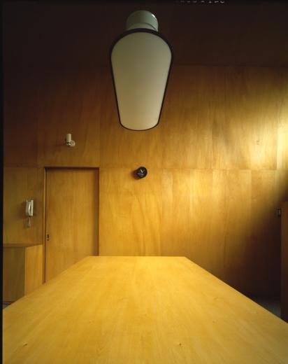 シナ合板の家の写真1