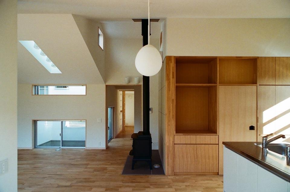 透き抜ける家の写真2