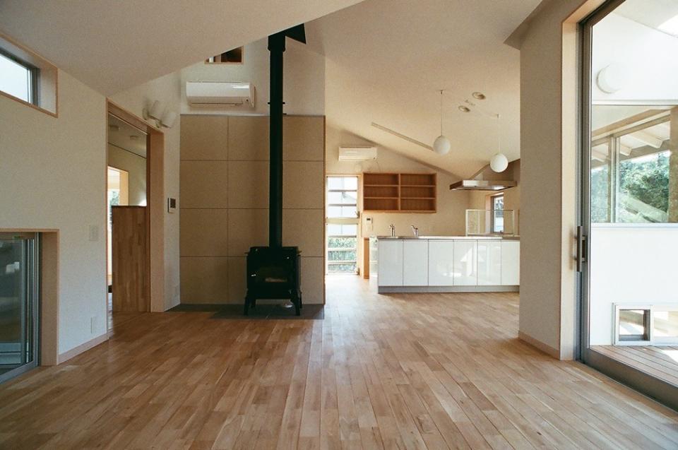 透き抜ける家の写真3