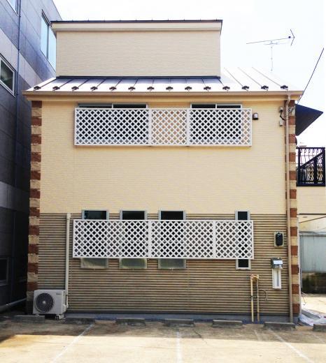 渋谷のコンパクトハウスの写真0